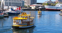 Harbor Taxis