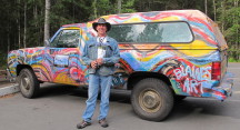 Kurt-Jacobson-and his-magnificent-truck